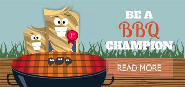 Be a BBQ Champion