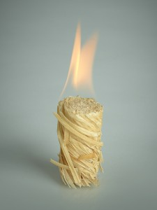 flamer-firelighter-lit